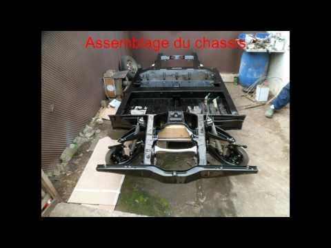 Rénovation De La Renault 4L (part1)