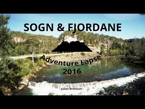 Sogn & Fjordane - Adventure Lapse 2016 4K (Norway)