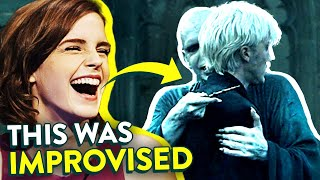 Harry Potter: All the Best Unscripted Moments from the Series! |🍿OSSA Movies