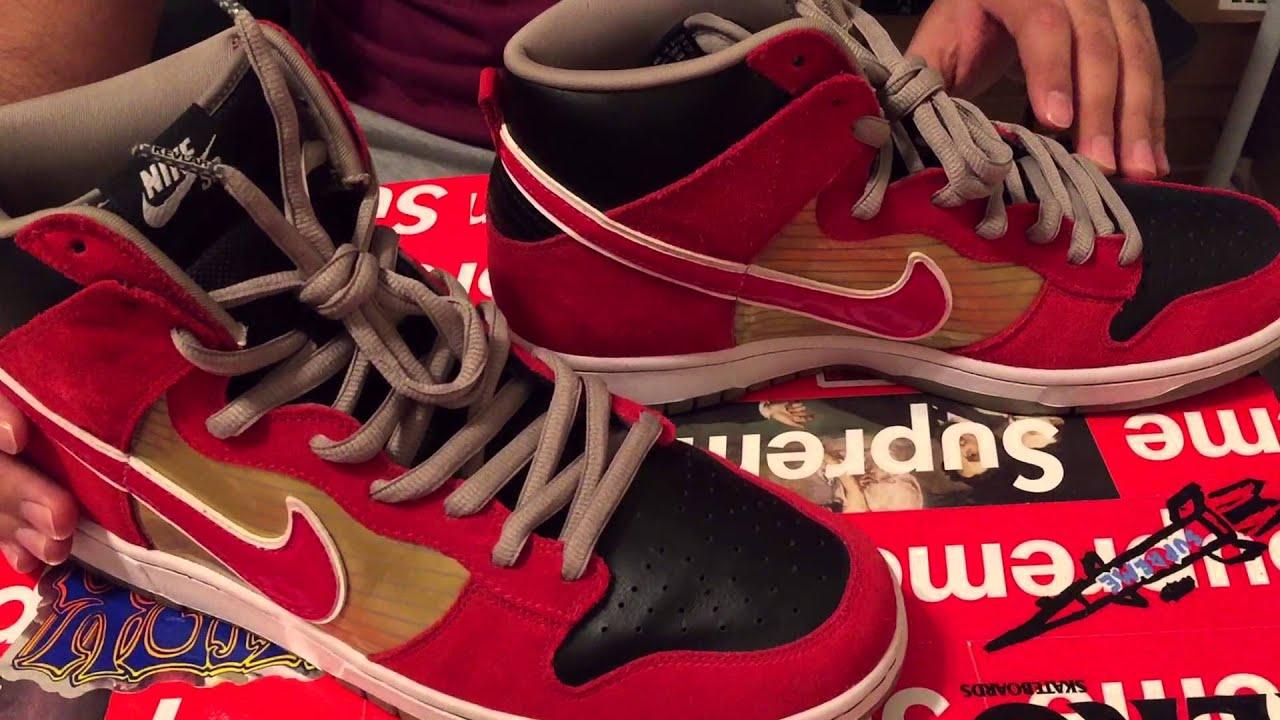 best website 6a39d b480e Nike Dunk High Pro SB Tecate review