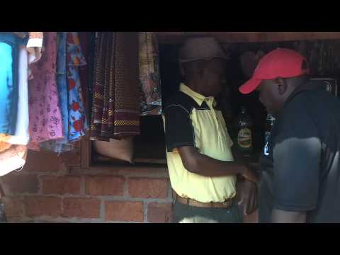 Uses of solar PV in the village of Mavonde, Manica province, Mozambique