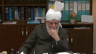 Le Calife rencontre des allemandes qui ont acceptés l'islam  : 03 Janvier 2021