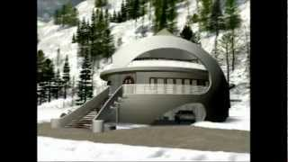 Monolithic domes: Living in the danger zone: Dante Amato at TEDxMission The City2.0