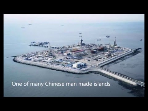 China's Man Made Islands