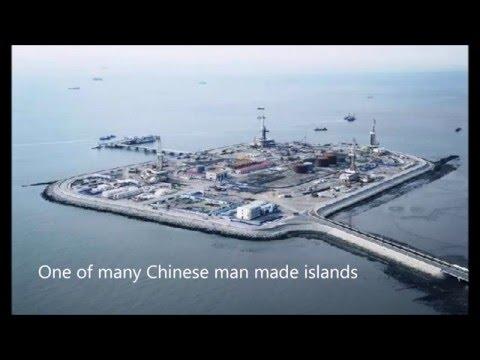 china s man made islands youtube