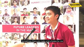 UNIMY Open day Interview - Chang Yip Sheng (SRC)