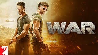 War - In Cinemas Now | Book Your Tickets | Hrithik Roshan | Tiger Shroff | Vaani Kapoor