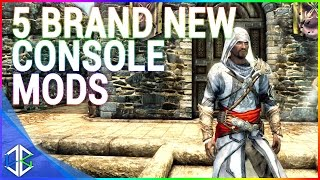 5 BRAND NEW Console Mods 46 - Skyrim Special Edition (XBOX/PS4/PC)