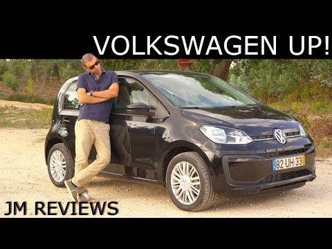 Volkswagen UP! 2018 - Barato, Simples... Mas Até Me Diverti!! - JM REVIEWS 2019