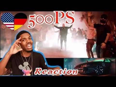 500 PS - BONEZ MC & RAF Camora | MUSIC VIDEO JALA4K REACTION!