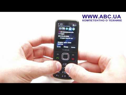 Обзор мобильного телефона Nokia 6700 Classic Black