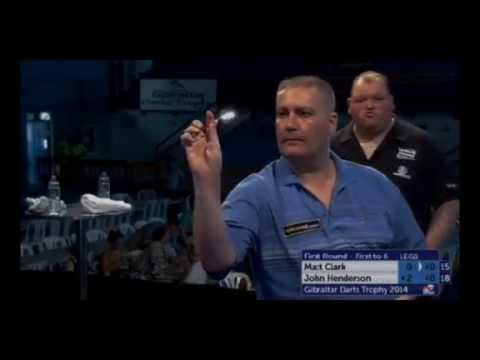 PDC Gibraltar Darts Trophy 2014 - First Round - John Henderson vs. Matt Clark