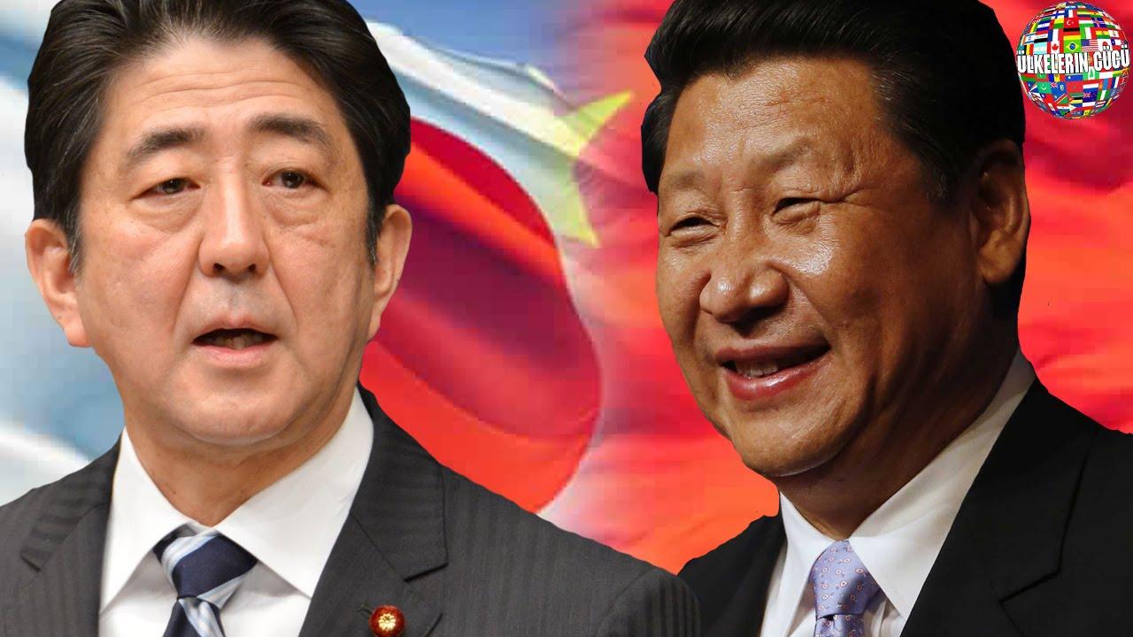 ÇİN vs JAPONYA Askeri Güç Karşılaştırması