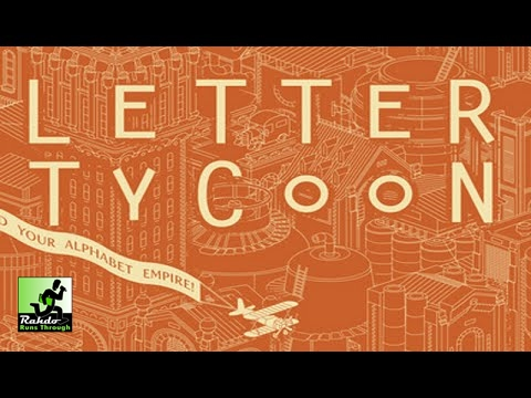 Letter Tycoon Gameplay Runthrough