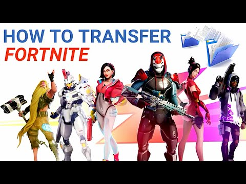 How To Move The Fortnite Game To Another Hard Drive Or SSD 2019 Guide