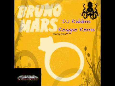Bruno Mars - Marry You - Reggae Remix