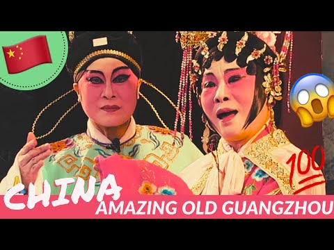 Epic Old Guangzhou Tour.. VLOG! 🇨🇳 Amazing China - Travel & Food
