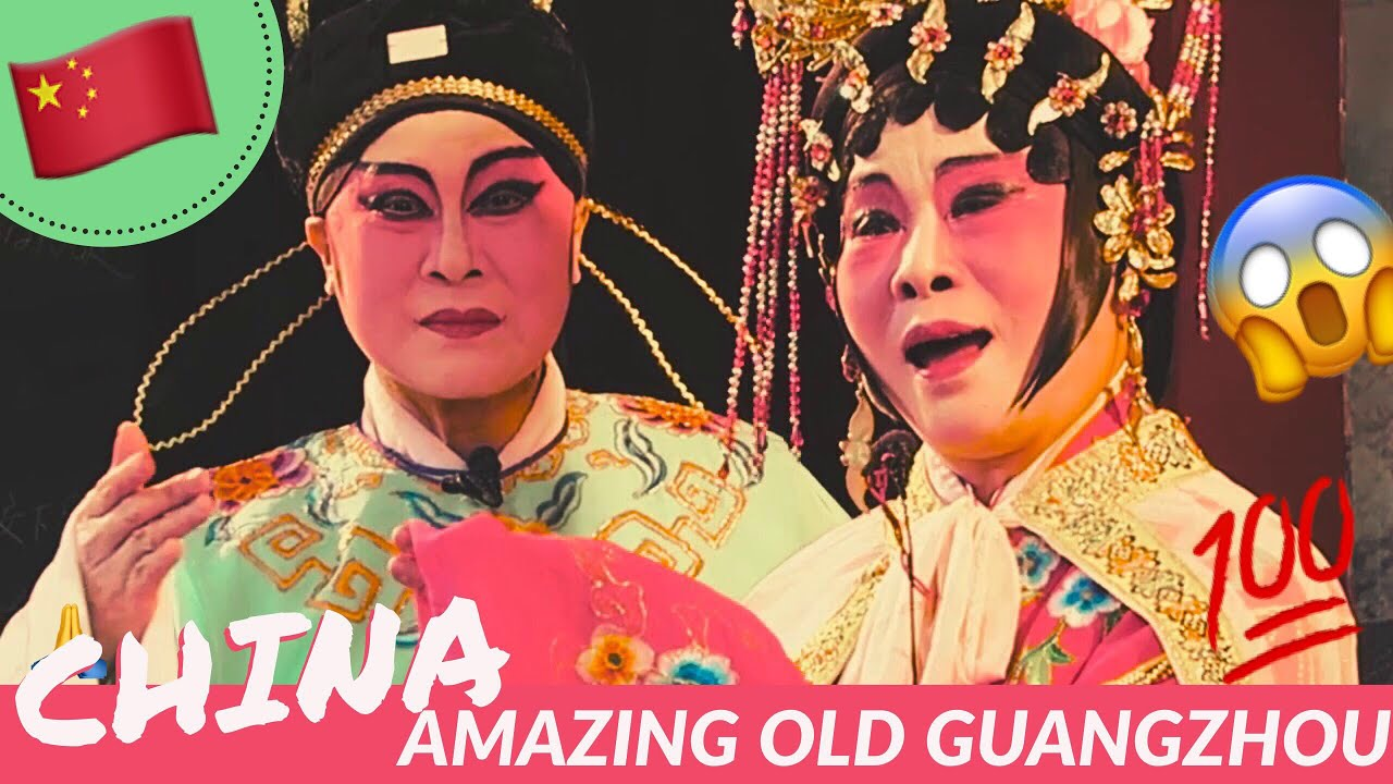 Epic Old Guangzhou Tour.. VLOG! ?? Amazing China - Travel & Food