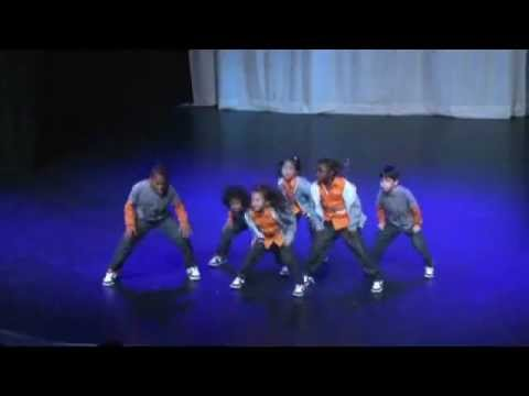 Amazing Kids Hip Hop Dance Ages 6-7 - J CREW 2012 - YouTube