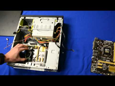 ByteSpeed H81M-C Motherboard Replacement