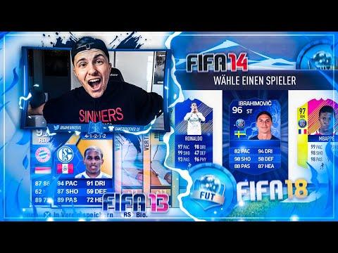 RETRO FIFA Pack Opening + Fut Draft CHALLENGE 🔥🔥🔥