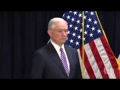Sessions, Nielsen discuss MS-13 gang and immigration policy