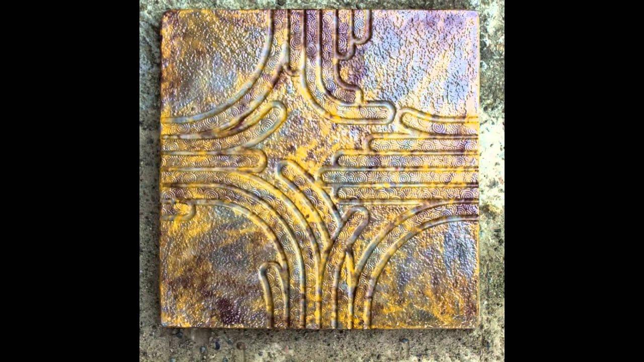 3 июл 2015. Видео о том, как можно самому сделать бетонный пол с имитацией под камень. Конечно, в некоторых случаях проще купить готовый.