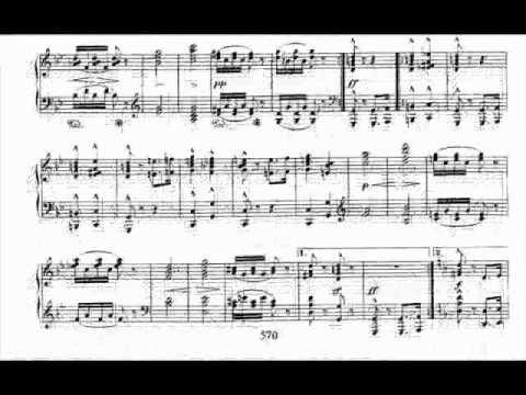 Jörg Demus plays Schumann Album für die Jugend Op.68 - 29. Fremder Mann