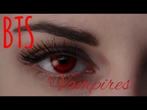 {BTS} FF VAMPIRE EP1 (TAEHYUNG/V)