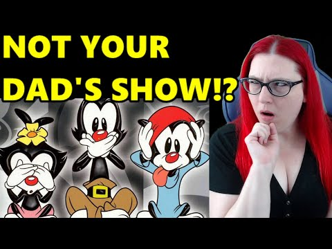 Animaniacs 2020 Sneak Peak Reaction | Not Your DAD'S Animaniacs?