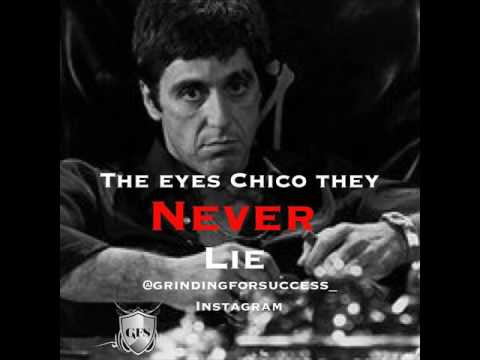 Chox Marocaveli - THE EYE'S CHICO THEY NEVER LIE--- EXCLUSIVE FREESTYLE WITH HOOK