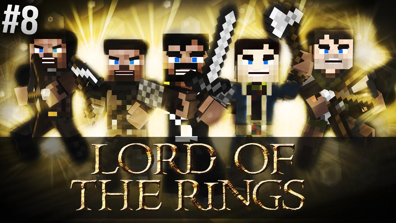 Citaten Uit Lord Of The Rings : Ik daag jullie uit minecraft lord of the rings mod s