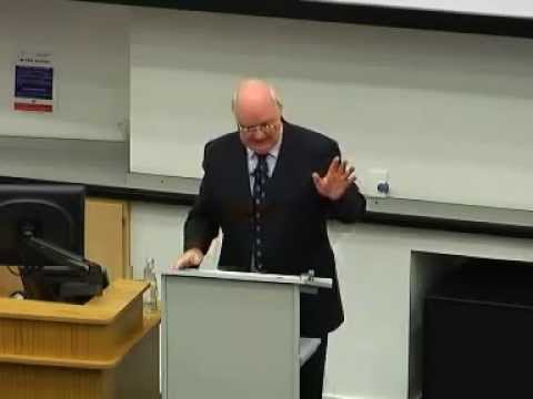 A Matter Of Gravity - Professor John Lennox