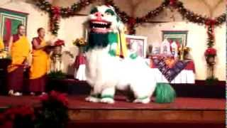 The Tibetan Monks of Drepung Loseling Monastery | Snow Lion Dance