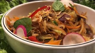 Vegetory's Jiu hu char