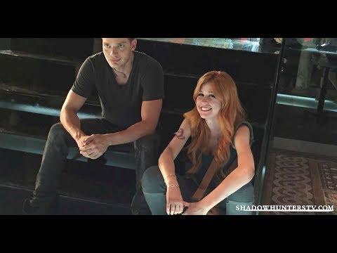 Clary & Jace - Clace - Dusk Till Dawn