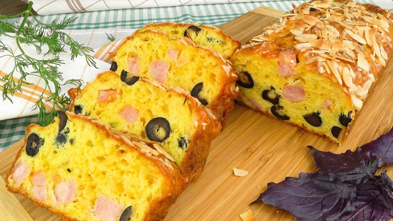 Закусочный кекс  Простая вкусная идея | Snack Cake Simple tasty idea