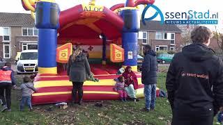 Opening speelveldje Pijlkruidstraat  Assen