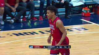 EWUMBB Highlight vs. NAU (1/18/18)