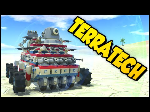 Terra Tech ➤ Upgrades & Missions! [TerraTech Gameplay]