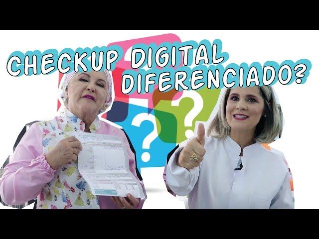 Dra Paulene Cardoso - CheckUp Digital diferenciado?
