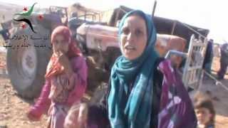 Download Video النازحين في ريف حماة الشرقي معاناة لاتنتهي MP3 3GP MP4