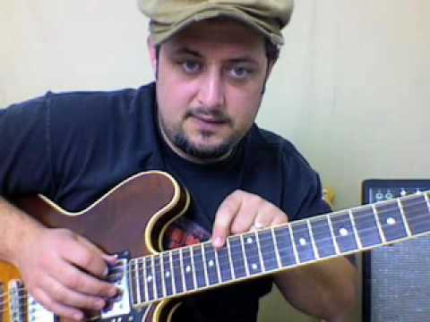 Guitar Lesson - Iron Man by Black Sabbath