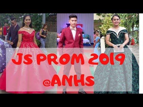 JUNIOR & SENIOR  PROM 2019 @ANHS | Supermom Vlog (Philippines)