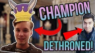 A New Goldeneye Champion is Crowned! Longest Reigning Champion DETHRONED!