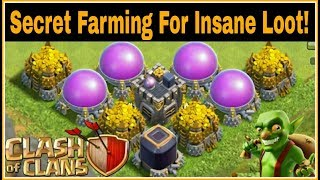 (HINDI) SECRET FARMING TIPS AND TRICKS FOR 2 MILLION LOOT'S EVERY HOUR | Clash Of Clans