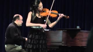 Ling Chi: C de Beriot: Scene de Ballet, op. 100