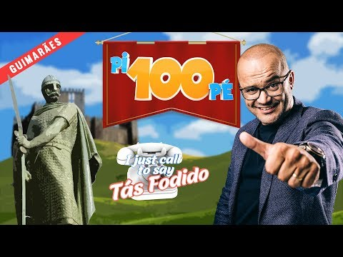 Pi100Pé T5 Ep 15 - Fernando Rocha 'I Just Call to say Tás Fodido'