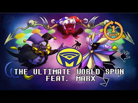 The Ultimate World Spun Ft. Marx For One Hour - Man On The Internet