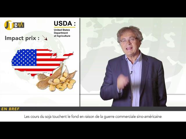 Véritable saga américaine pour le marché du Maïs !